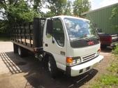 GMC W3500 Rack Truck