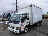GMC W4 Box Truck
