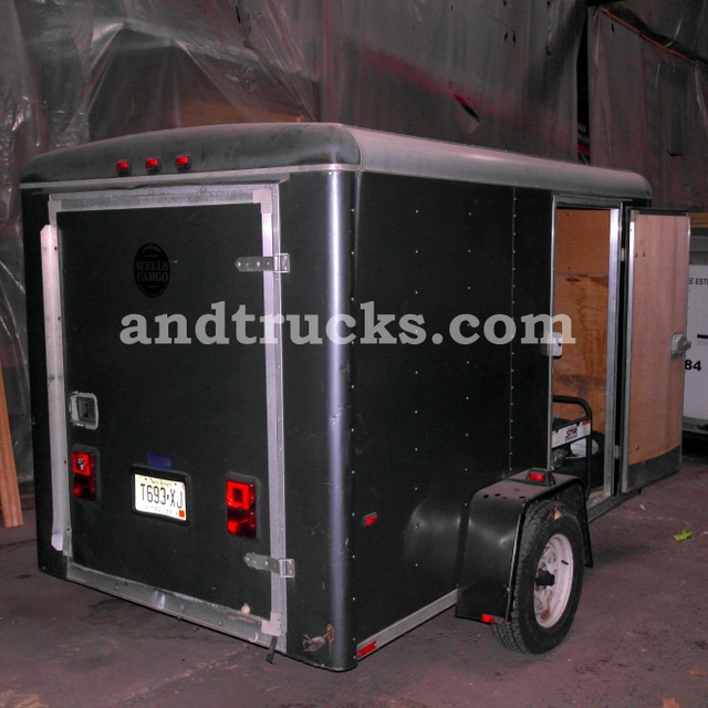 Watertite 5 Quot Gutter Machine Generator 12 Cargo Trailer