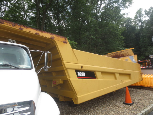 Dump Body for CAT 769D Haul Truck