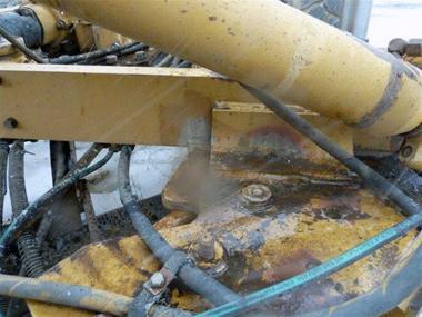 1999 Caterpillar 16H Motor Grader