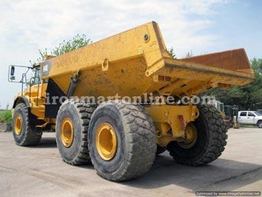 Volvo A40E 40-Ton Articulated Truck 11859