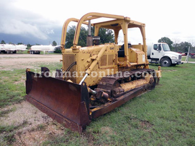 1971 Caterpillar D5b Crawler Tractor Used For Sale