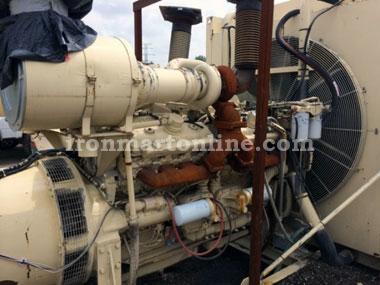 1989 Kohler 800KW Generator