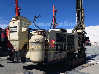 Atlas Copco ECM720 Rock Drill
