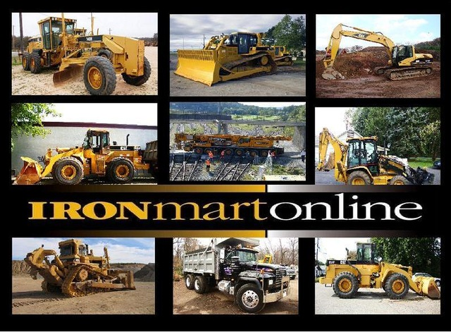 Heavy Equipment broker who provides global internet marketing title=
