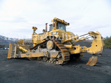 2008 Caterpillar D11t Crawler Tractor Used For Sale