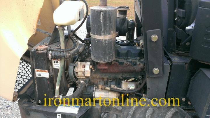Ingersoll-Rand SD-25D Vibratory Roller