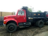 International 4900 Dump