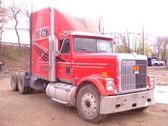 International 9300 Sleeper Tractor