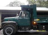 International R-185 Dump Truck