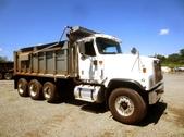 International Tri Axle Dump
