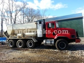 International Volumetric Mixer Truck