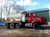 International Volumetric Mixer Truck