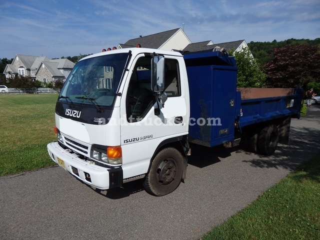 1999 Isuzu NPR Cabover Dump Truck Used For Sale