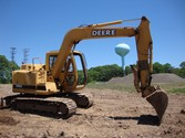 John Deere 190E Excavator 1998