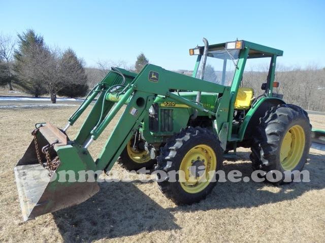 John Deere 5310 for Sale