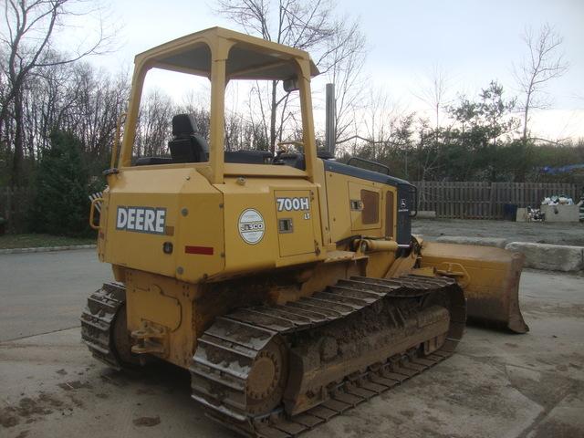 John Deere 700H LT Dozer