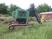 John Deere 759G Feller Buncher Machine