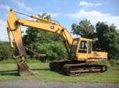 John Deere 790 Excavator for sale