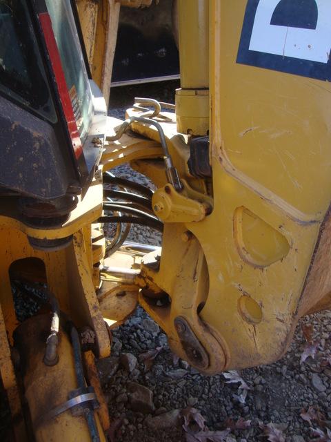 John Deere 310SG 4x4 Backhoe Loader