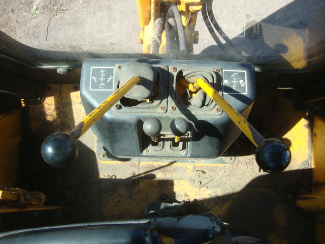 John Deere Backhoe loader 310C 1987