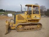 John Deere Crawler Dozer 550 H LT