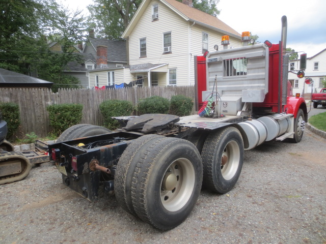 Dana Rear Axle Tractor : Kenworth t tandem axle tractor used for sale