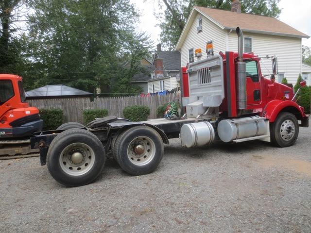 Dana Rear Axle Tractor : Kenworth t for sale lb dana full locking rears