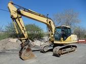 Komatsu PC160LC-7KA Excavator