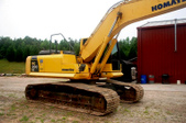 Komatsu PC200LC-8 Excavator