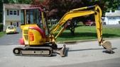 Komatsu PC35MR-2 Mini Excavator