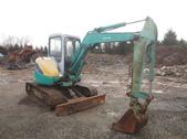 Komatsu PC40MR-1 Excavator