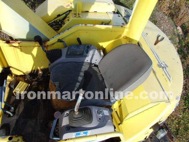 Komatsu PC50UU excavator