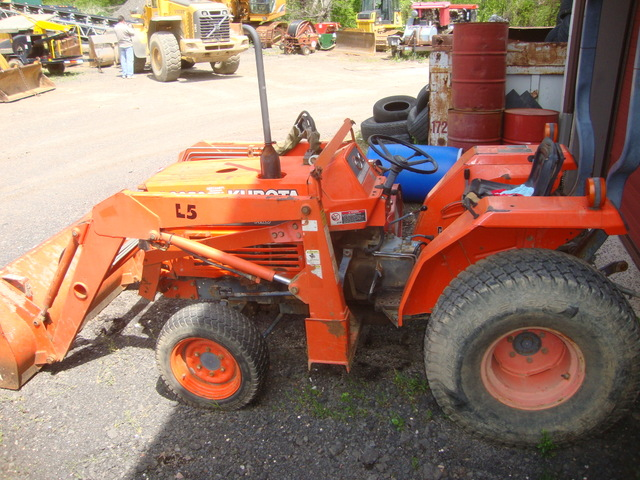 Used Kubota Tractors For Sale