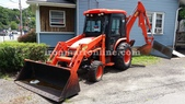 Kubota M59 Backhoe Loader