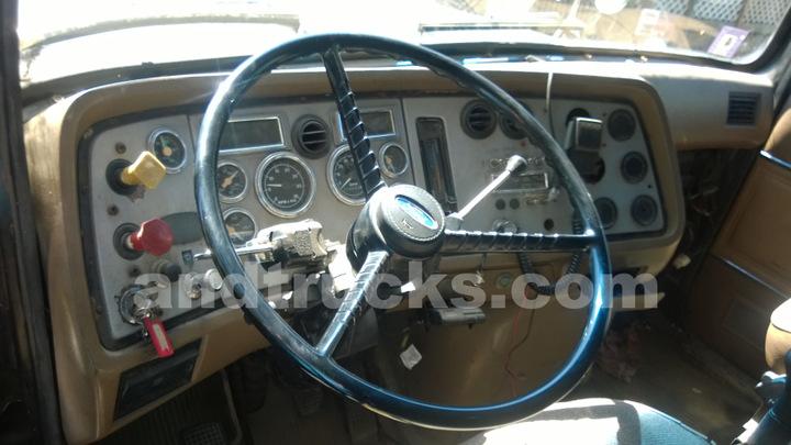 Ford Aero Max Single Axle dump truck L9000