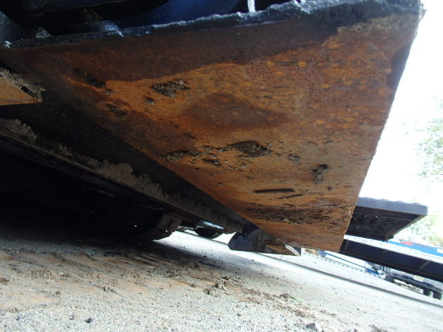 2000 Leeboy L8500hd High Deck Paver