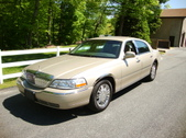 Lincoln Continental 2010