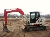 Link-Belt 80 Excavator 2008