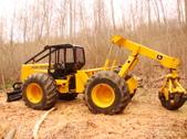 Log Skidders For Sale | John Deere 640