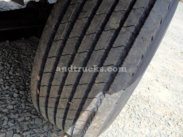 1998 Mack CL713 Tri Axle Dump