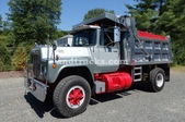 Mack R690T Single Axle Dump