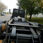 Mack RD688SX hooklift truck