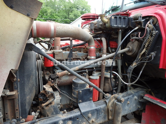1993 Tandem Axle R Model Mack (RD690S) Dump Truck