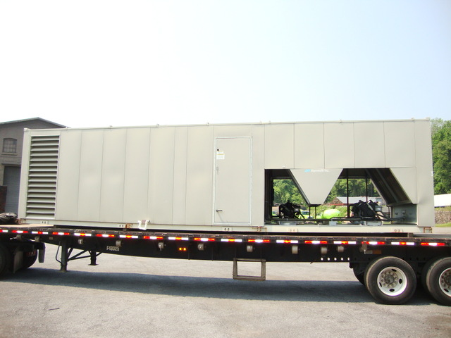 Mammoth CBEFR-953-78-VAV Industrial A/C