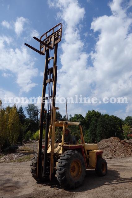 Massey Ferguson Forklift 6500 Pound Capacity