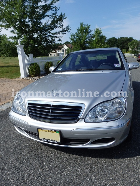 2003 mercedes benz 430 s class used for sale for Mercedes benz s 430