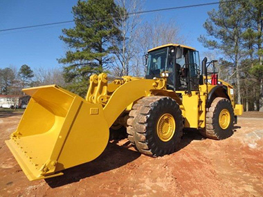 Cat 980h High Lift Loader Used For Sale