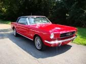 Mustang Convertible 64 1/2 Real Clean